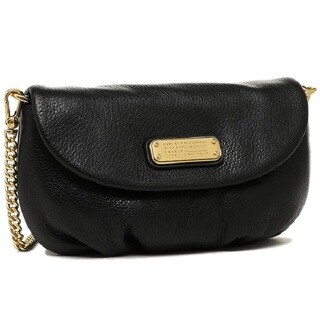 Marc by Marc Jacobs Black New Q Karlie Crossbody Handbag