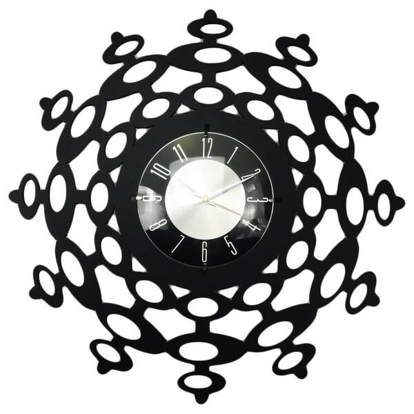 Mid Century Modern Studio Decorative Wall Clock