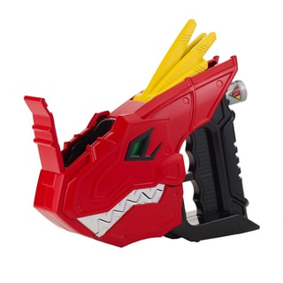 Bandai Power Rangers T-Rex Launcher Dino Charge - Thumbnail 0