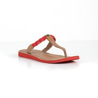 Ugg Women's Bria Tomato Soup Sandals