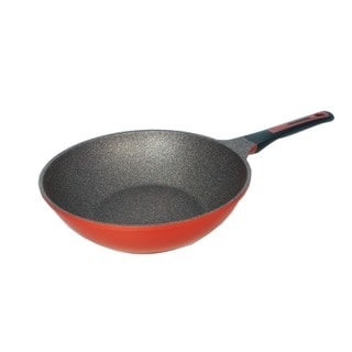 Inoble Coated 11.9-inch Non-stick Wok Pan