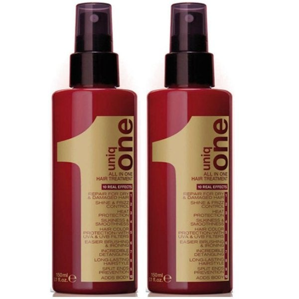 Revlon Uniq One 5.1ounce All in One Hair Treatment Pack of 2  Free Shippi