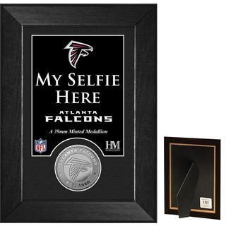 Atlanta Falcons 'Selfie' Minted Coin Mini Mint