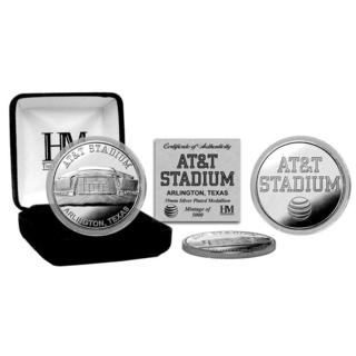 AT&T Stadium Silver Mint Coin
