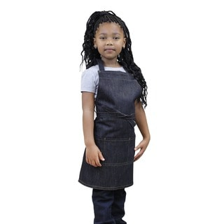 Kid's Butcher Apron Vintage Draper Denim