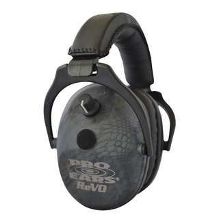 Pro Ears NRR 25 ReVO Electronic Hearing Protection and Amplification Typhon Youth and Women Ear Muffs