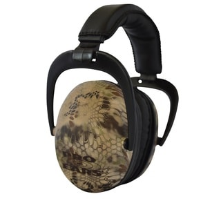 Pro Ears NRR 26 Ultra Sleek Hearing Protection Kryptech Highlander Ear Muffs