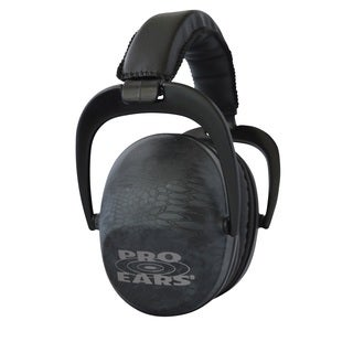 Pro Ears NRR 26 Ultra Sleek Typhon Hearing Protection Ear Muffs