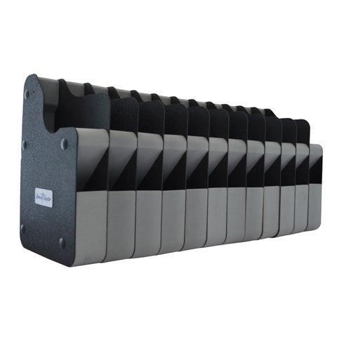 Benchmaster Weapon Rack Twelve (12) Vertical Pistol Rack