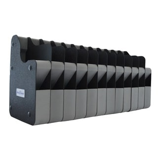 Benchmaster Weapon Rack Twelve (12) Vertical Pistol Rack