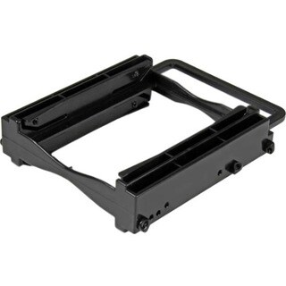 """StarTech.com Dual 2.5"""" SSD/HDD Mounting Bracket for 3.5"""" Drive Bay -"""