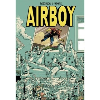 Airboy (Hardcover)