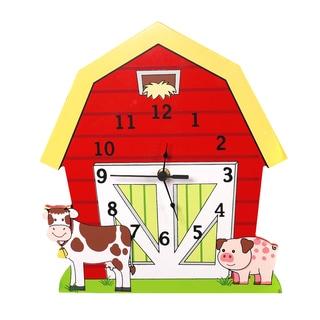 Teamson Fantasy Fields Happy Farm Wall Clock