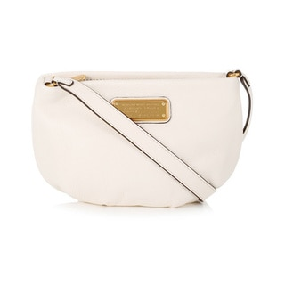 Marc By Marc Jacobs New Q Percy Crossbody Leche Handbag