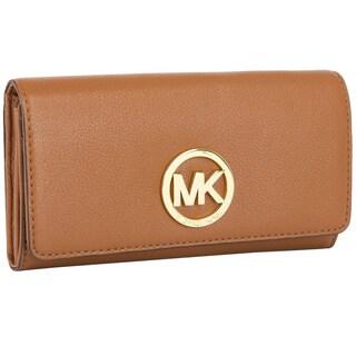 Michael Kors Fulton Luggage Carryall Wallet