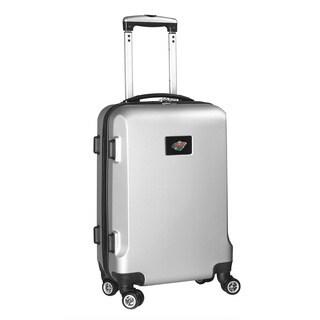 Denco Sports NHL Minnesota Wild 20-inch Hardside Carry-on Spinner Upright Suitcase