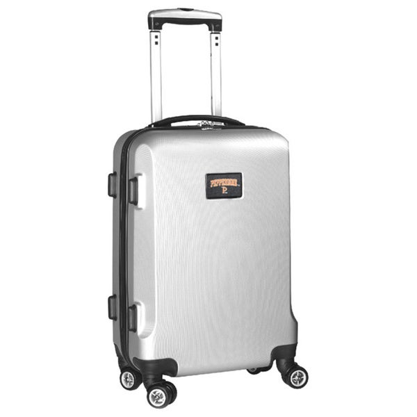 Denco Sports NCAA Pepperdine Waves 20-inch Hardside Carry-on Spinner Upright Suitcase