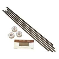 Fasade Backsplash Accessory Kit Large Profile with Tape Argent Bronze