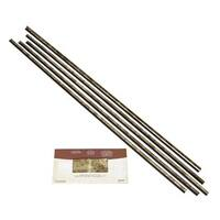 Fasade Backsplash Accessory Kit Large Profile Bermuda Bronze
