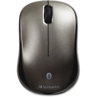 Verbatim Bluetooth Wireless Tablet Multi-Trac Blue LED Mouse