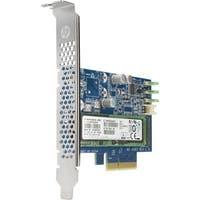 HP Z Turbo 512 GB Solid State Drive - PCI Express - Internal - Plug-i