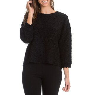 Chelsea and Theodore Women's Faux Sherpa Sweater (More options available)