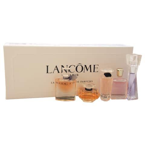 La Collections De Parfums by Lancome Women's 5-piece Mini Gift Set