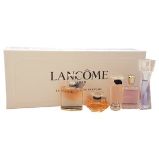 La Collections De Parfums by Lancome Women's 5-piece Mini Gift Set