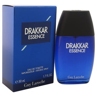 Guy Laroche Drakkar Essence Men's 1.7-ounce Eau de Toilette Spray