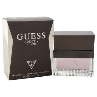 Guess Seductive Men's 1-ounce Eau de Toilette Spray