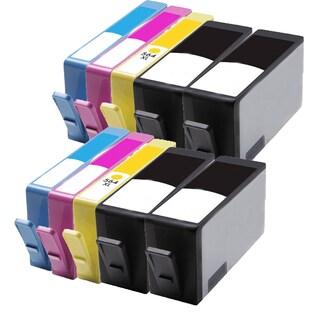 564XL BK (CB321WN) 564XL C (CB323WN) 564XL M (CB324WN) 564XL Y (CB325WN) Compatible Inkjet Cartridge For B8550 (Pack of 10)