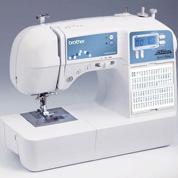 sewing machine with monogramming