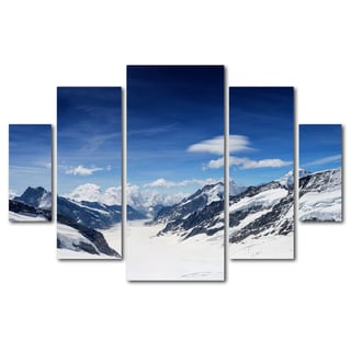 Philippe Sainte-Laudy 'Distances' Canvas Wall Art