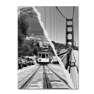 Philippe Hugonnard 'San Francisco Cable Car' Canvas Wall Art