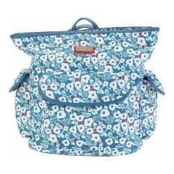 Women's Hadaki by Kalencom City Backpack Berry Blossom Teal