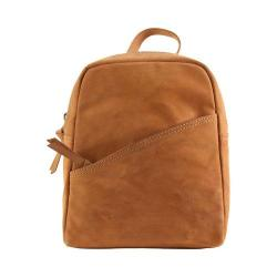Women's Hadaki by Kalencom Eco Leather Backpack Camel