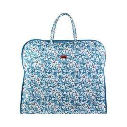 Women's Hadaki by Kalencom Garment Bag Berry Blossom Teal
