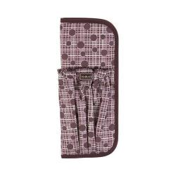 Women's Hadaki by Kalencom Hot Curls Pod (Set of 2) Plum Perfect Plaid