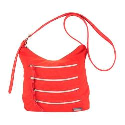 Women's Hadaki by Kalencom Millipede Tote Fiery Red Solid