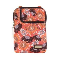 Women's Hadaki by Kalencom Mobile Cross Body Bag Daisies