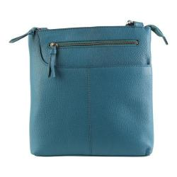 Women's Hadaki by Kalencom Monique Cross Body Bag Ocean