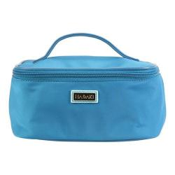 Women's Hadaki by Kalencom Train Cosmetic Case Ocean Solid