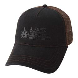 Men's A Kurtz Bryon Cap Black