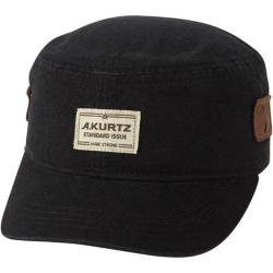 Men's A Kurtz Len Military Cap Black