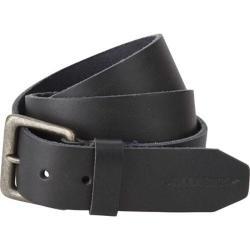 Men's A Kurtz Locke Leather Belt Black