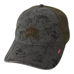 Men's A Kurtz Pax Camo Trucker Charcoal