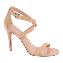 Women's Charles by Charles David Rookie Sandal Nude Patent