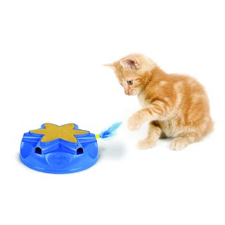 OurPet's Catty Whack Electronic Motion Cat Toy|https://ak1.ostkcdn.com/images/products/10507878/P17599529.jpg?impolicy=medium