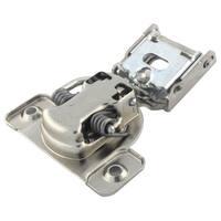 10 Pack Blum 105 Degree Compact 38N Series 0.5-inch Overlay Screw-On Self Closing Cabinet Hinge
