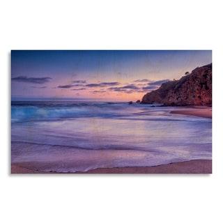 Gallery Direct 'California Beach Sunset'